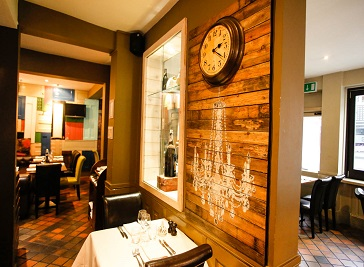 The Oxford Brasserie