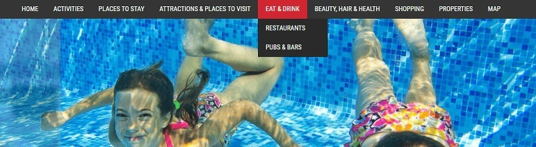 Drop Down menus Advertise with us What's on in Southampton